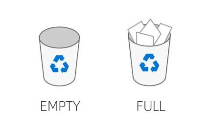 电脑回收站的文件一旦删除怎么恢复?