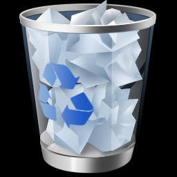 误清空回收站恢复数据的操作和步骤图解